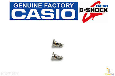 CASIO G-Shock G-8100 Watch Bezel Side Screw Fits (3H/9H) (QTY 2) - Forevertime77