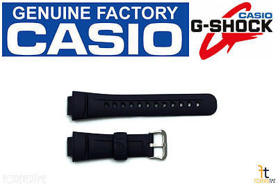 CASIO G-2900F-2V G-Shock 16mm Original Navy Blue Rubber Watch BAND Strap - Forevertime77