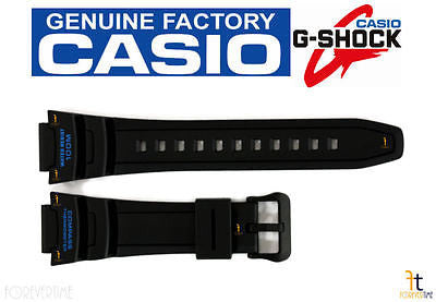 CASIO G-SHOCK SGW-500H-2BV Original BLACK Rubber Watch BAND Strap - Forevertime77