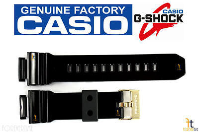 CASIO G-SHOCK GD-X6900FB-1 Original Black (Glossy Finish) Rubber Watch BAND - Forevertime77