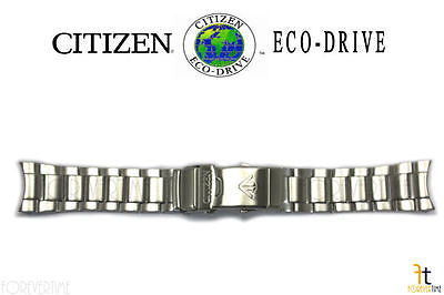 Citizen 59-S04929 Original Replacement 23mm Stainless Steel Watch Band Bracelet - Forevertime77