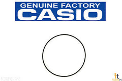 CASIO Edifice EF-327D Original Gasket Case Back O-Ring