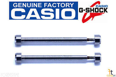 CASIO G-Shock G-1500 Watch Band Screw Male/Female G-1000 G-1010 G-1100 (Qty 2) - Forevertime77