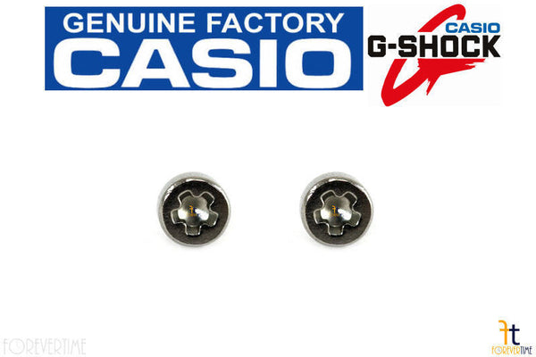 CASIO GW-7900 G-Shock Stainless Steel Decorative Bezel SCREW GR-7900 (QTY 2) - Forevertime77