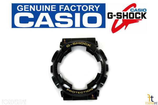 CASIO G-Shock GA-110GB-1A Original Black (Glossy) Watch BEZEL Case Shell - Forevertime77