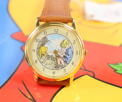 Timex Disney Classic Winnie the Pooh & Christopher Robin Watch