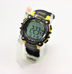 Timex Ironman Triathlon Indiglo 100 Lap Memory Chrono Watch