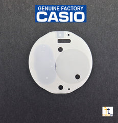 CASIO Wristwatch Casing Frame for Battery Cover White 10479595