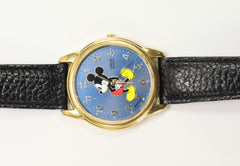 LORUS Mickey Mouse Unisex Watch Vintage 1990's Brand New