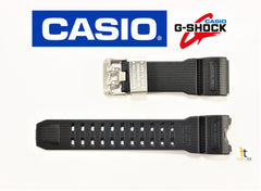 CASIO G-SHOCK Mudmaster GWG-1000-1A1 Original Black Rubber Watch Band