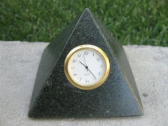 The Pyramid Desk Clock