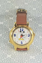 "The Melody Micky Watch by Lorus - plays the ""Happy Birthday"" song Unisex"