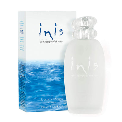 An ocean-fresh unisex scent that's clean and invigorating, Inis instantly refreshes and makes you feel close to the sea - no matter where you are.  3.3oz $55
