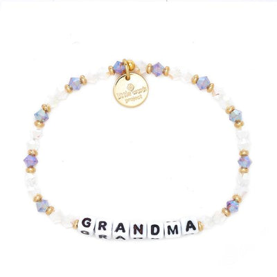 Little Word Project Classic Bracelet - Grandma