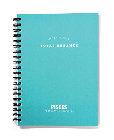 Astrology Journal Pisces