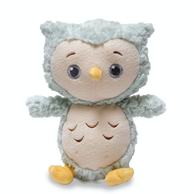 Cuddle Barn Twinkles the Owl - Mint