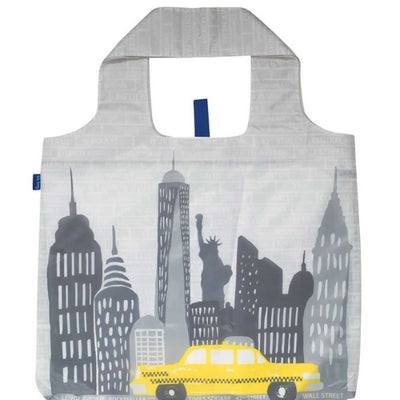 Blu Bags Reusable Shopping Tote NYC