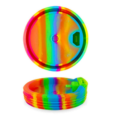 XL Travel Lid - Rainbow