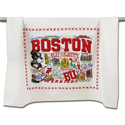 Catstudio Boston College Dish Towel