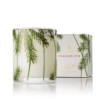 Thymes Frasier Fir Heritage Pine Needle Poured Candle