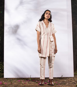 Chimney Smoke Tunic | 100% Organic ♥