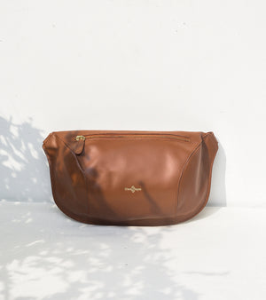 Chocolate Fanny Bag