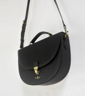 Jade Half Moon Bag