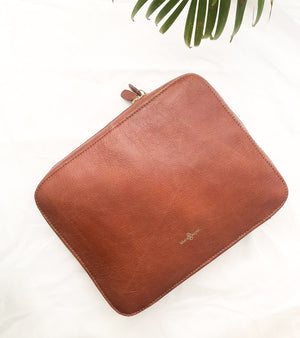 Men's Organizer-Brown