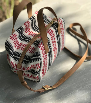 JUTE MINI BASKET BAG