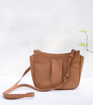 Cresent top crossbody
