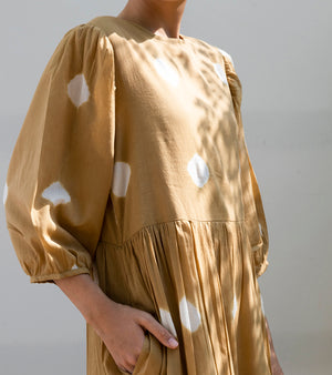 Cottonwood Shibori Dress