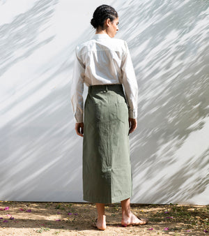 Garden Grove Long Skirt