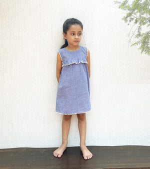 Blueberry Muffin Frock