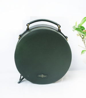Sage Green Full Moon Bag