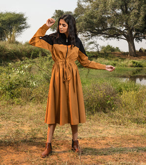 Gateway to Glory Trench Dress