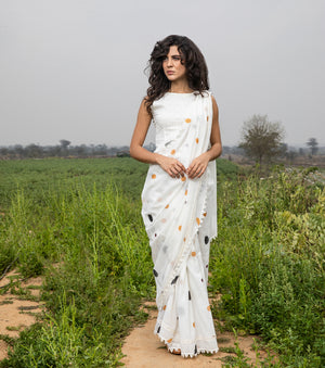 Full Bloom Saree