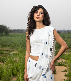 Earthlings Saree