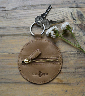 Zipper Key chain