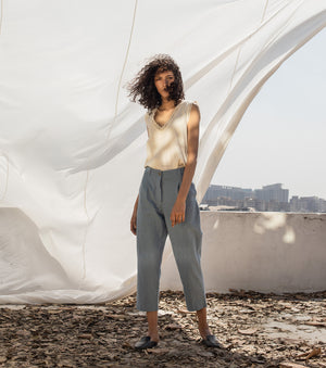 Reverie Cropped Trousers