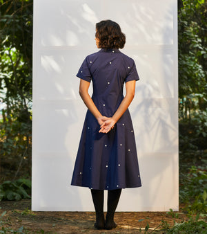 Dusk & Dew Belted Dress