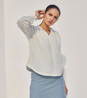Polka Promotion Top