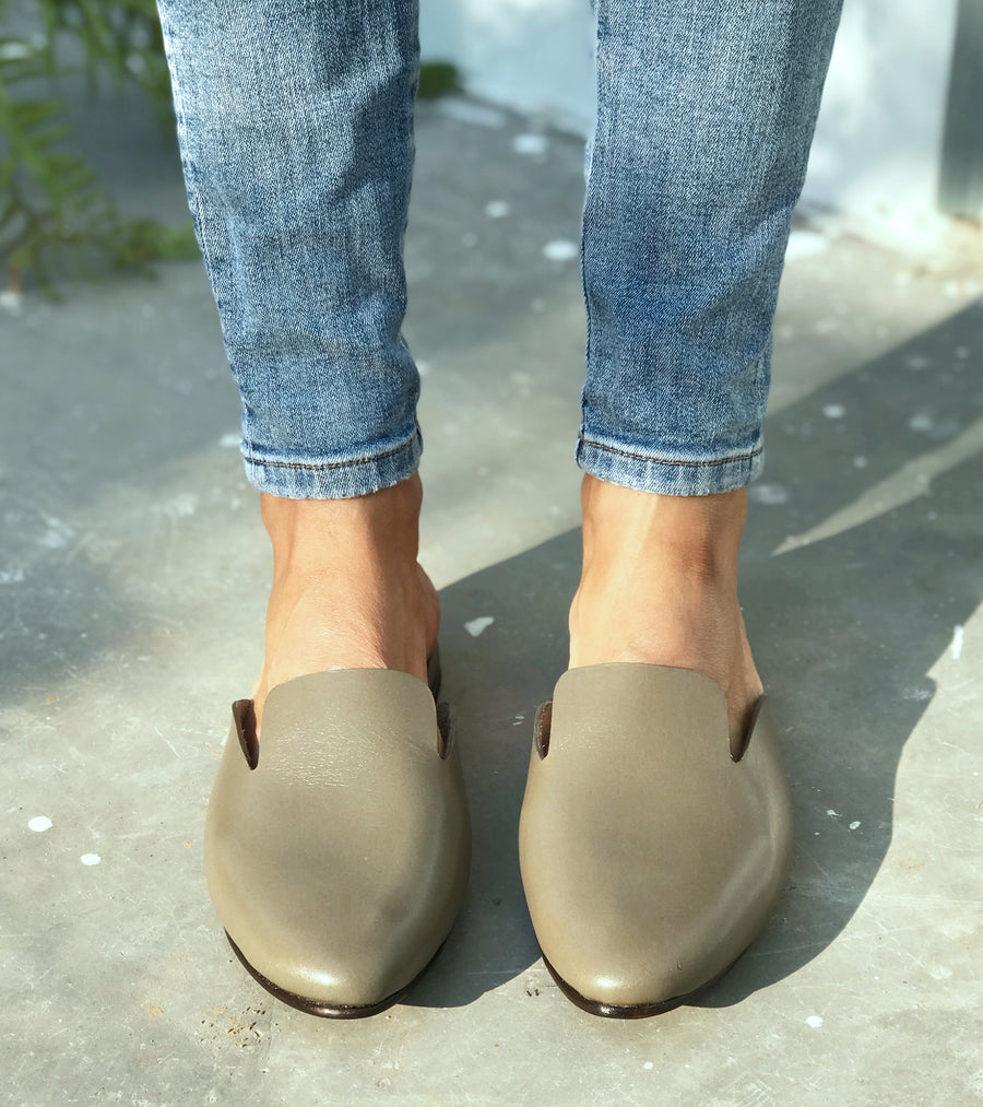 Olive Mules