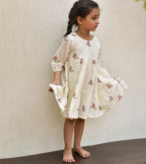Rosy Dreams Frock
