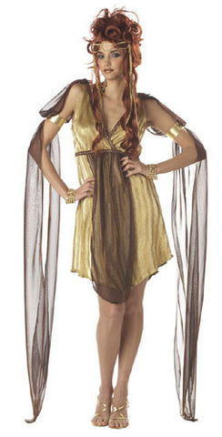 Gold Grecian Goddess Costume