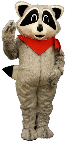Raccoon Costume with Hanker