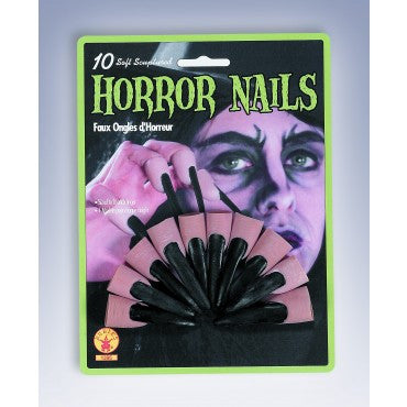 RUBBER HORROR NAILS