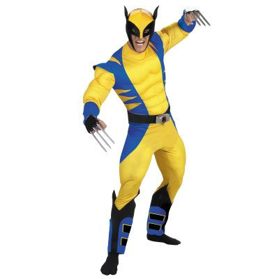 Wolverine Costume (X-MEN)