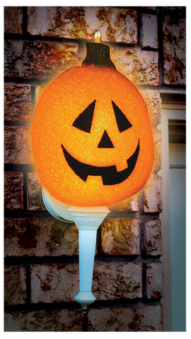 PUMPKIN PORCH LIGHT COVER
