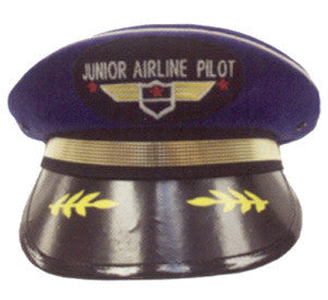 Junior Airline Pilot Hat