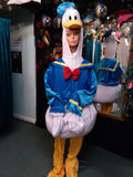 Donald Duck Disney Costume